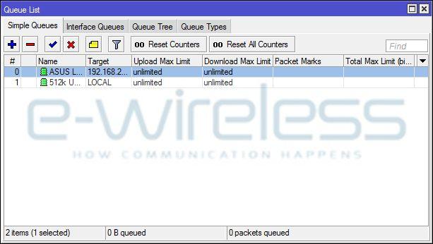 Mikrotik Guest Wifi Limit Download Speed