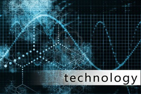 6592327-technology-in-a-blue-data-background-illustration