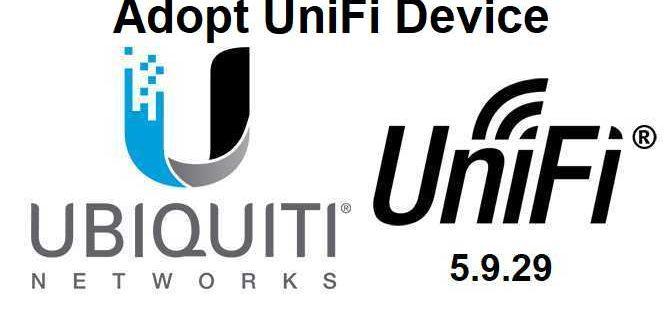 Κάνουμε Adopt unifi συσκευή στον UniFi Controller και βάζουμε ssid / password στο WiFi.